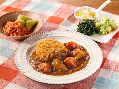ニチレイフーズ、冷凍食品惣菜「気くばり御膳やわらか」シリーズに2品追加