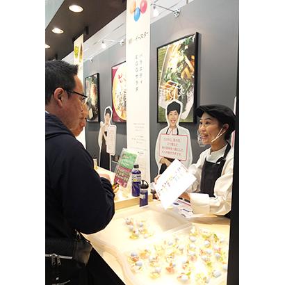 ケンコーマヨネーズ、大阪でグループ総合フェア開催 メニュー提案117品