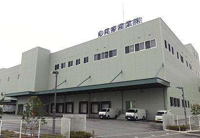 尾家産業、物流改革着々と PASも本格稼働 移転1年半の阪南支店を取材