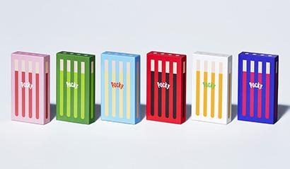 江崎グリコ、日常のプチギフトに最適な「ポッキー」6種を限定発売