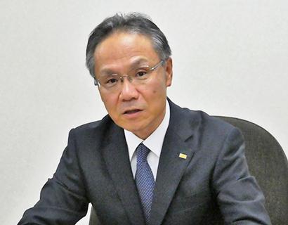 山口聡次期社長