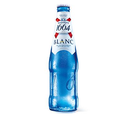 ヒットの兆し:サッポロビール「クローネンブルグ1664ブラン」