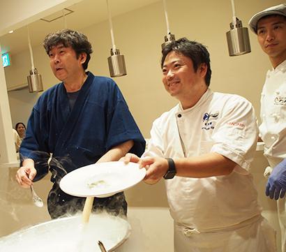 料理マスターズ特集:シェフズキッチン東京vol.34 奥久慈地域の食材の魅力…