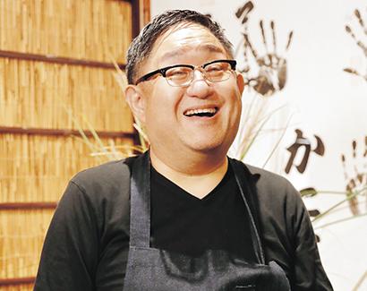 料理マスターズ特集:第10回ブロンズ賞=「かに吉」山田達也氏