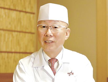 料理マスターズ特集:第10回ブロンズ賞=「日本料理たか田八祥」高田晴之氏