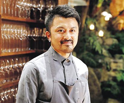 料理マスターズ特集:第10回ブロンズ賞=「チェンチ」坂本健氏