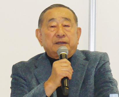丸菱グループ、関東初の自社展開催 三嶋シェフの講演も