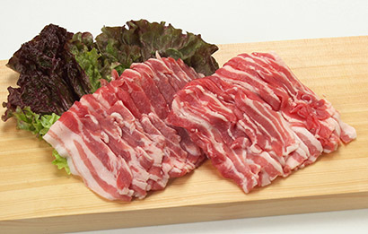 生肉では品質を損わず急速冷凍できることが重要