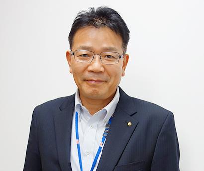 松島和浩 執行役員食品事業副執行委嘱、業務用食品部長委嘱