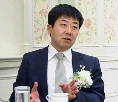 中部外食産業特集:外食トップインタビュー=甲羅・鈴木雅貴社長