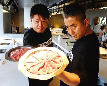 話題の店WATCH:海外展開を狙うスタンディング焼肉バー 和牛で日本食の魅力…