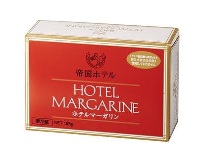 マーガリン類特集:帝国ホテルキッチン 前年比5%増目指す