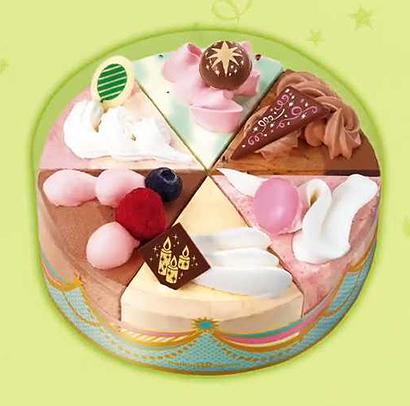 原価計算の対象となるアイスクリームケーキ