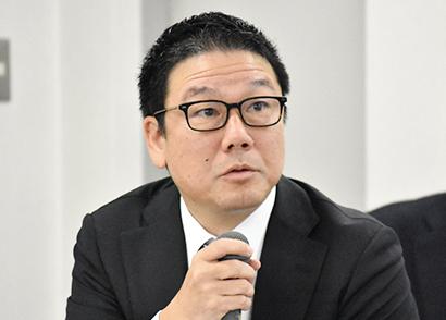 窪田健一社長