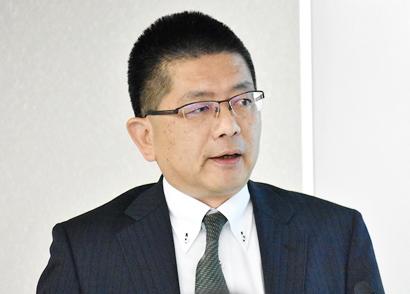 濱田寛明 取締役管理本部長兼総務部長兼コーポレートブランド室管掌