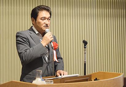 北海道流通特集:北海道・日食フォーラム講演=ホクレン・文祥代表理事常務