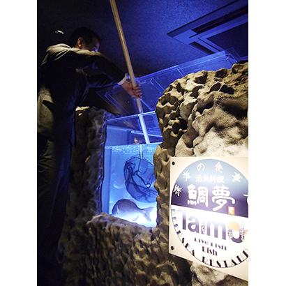 インバウンド客向けタイ専門活魚料理店が道頓堀に 漁業の魅力向上へ外食に参入