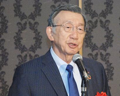 安藤宏基氏