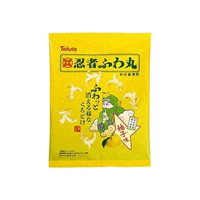 「忍者ふわ丸 柚子味」発売(東ハト)