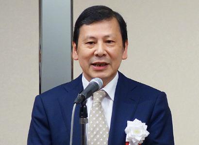 日本給食品連合会、講演会・懇親会を開催 野口会長、連休対策など意欲