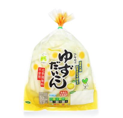 アキモ、「ゆずだいこん」が出荷1000万パック超 鑑評会で栃木県知事賞