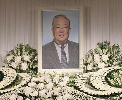 故・樋口洋平氏(オーシャンシステム・取締役相談役)を偲ぶ会