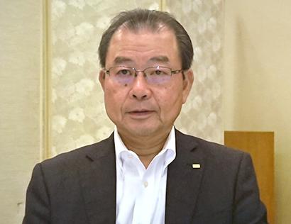 冬季東北流通特集:東北シジシー・上田庄三社長 全国有数地区を形成