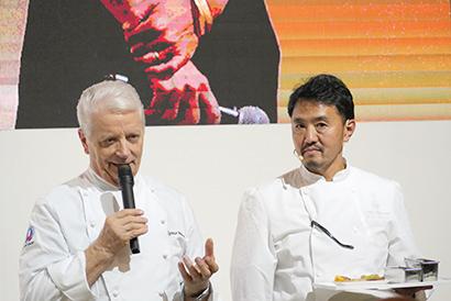 HOSTミラノ展に見る 世界の食事情(下)パティスリー界発展へ