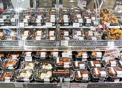 カスミ、生鮮・惣菜50%超へ試金石 フードスクエア2店開設