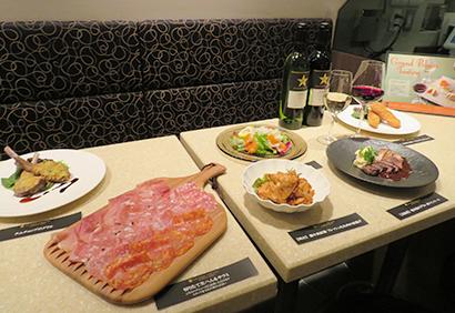 サッポロライオン、「グランポレール」関西初出店 プレミアム日本ワインを楽しむ