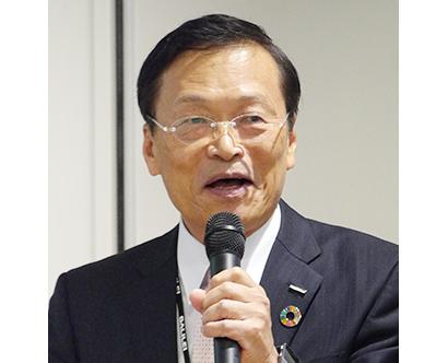福島裕フクシマガリレイ代表取締役社長
