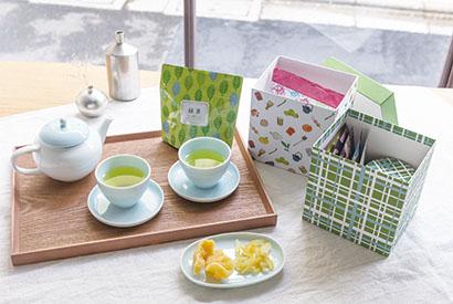 緑茶特集:吉村 「抹茶ミニシェイカー」で新たな楽しみ方提案