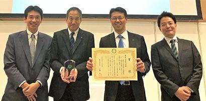 アサヒバイオサイクル、ビール酵母由来の肥料で農水大臣賞を受賞