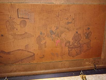 緑茶特集:木長園 先代額に身引き締まる 販路、大手を中心で安定