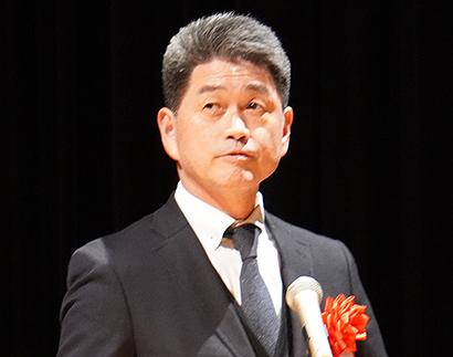 米の精、高付加価値化へ寄与 東洋ライス・阪本副社長が米・食味コンクールで説明