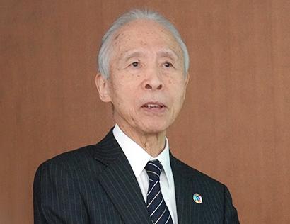 東洋ライス・雑賀慶二社長、酵素活性度研究を発表 コメ加工方法で差異