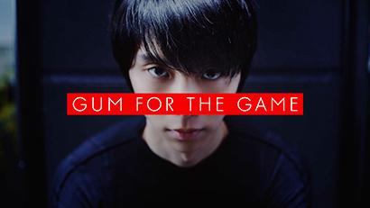 ロッテ、「GUM FOR THE GAME」新CMを開始 ガムで競技者を支援