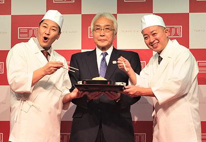 東京都麺類協同組合、「東京二八蕎麦」立ち上げ 江戸職人の「技と粋」世界へ発信