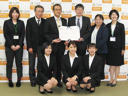 名古屋学芸大・管理栄養学部、国内大学初のISO22000取得で差別化