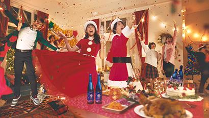 宝酒造、「澪」スパークリング清酒の新CM放映 山本美月と斎藤工を起用