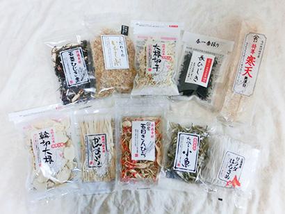 乾物・海産物・豆類特集:一神商事 有機・無添加食品を提案強化