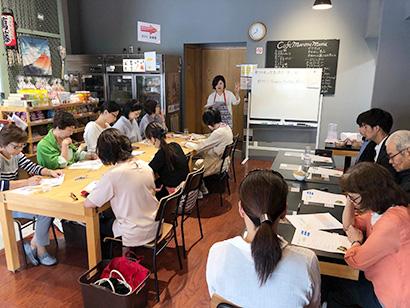 乾物・海産物・豆類特集:萬藤 「乾物屋の栄養講座」スタート