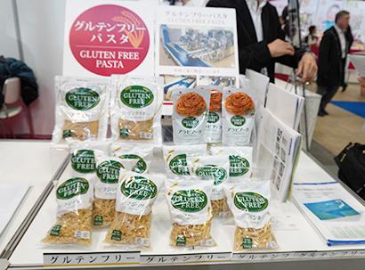 和食特集:米粉市場動向=グルテンフリーに期待