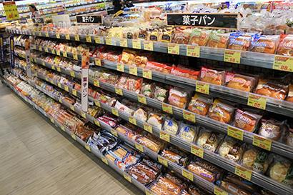 ◆パン特集:「イーストフード・乳化剤不使用」強調表示、見直し課題に対応