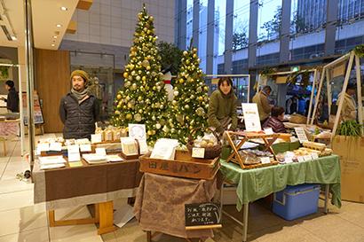 「ぐりぐりクリスマス・グルテンフリーマーケット」開催 関西米粉の集大成