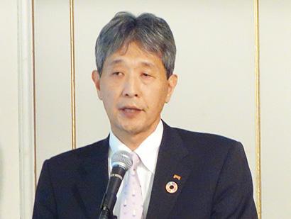 香川雅司社長