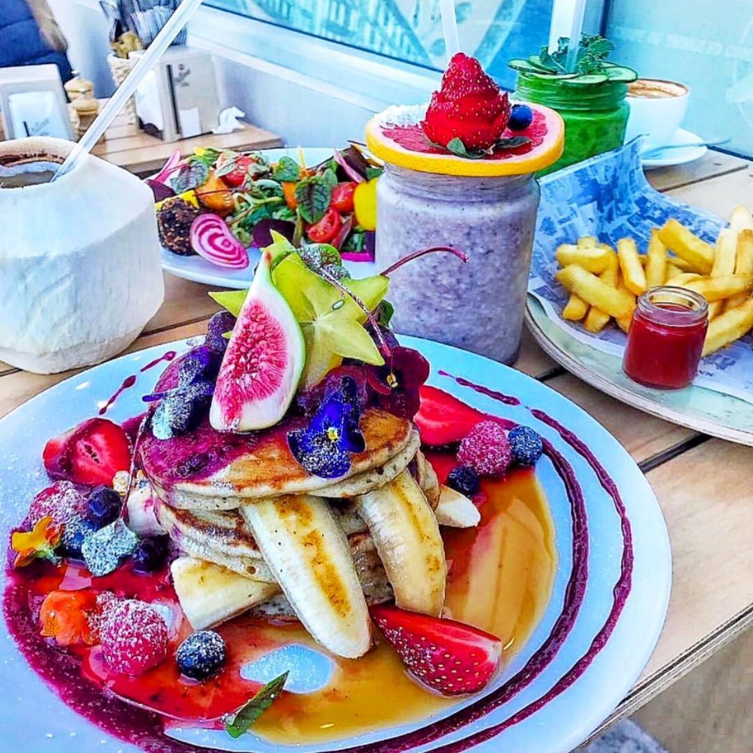 世界一インスタ映えするカフェの美しすぎるモダン・オーストラリア料理