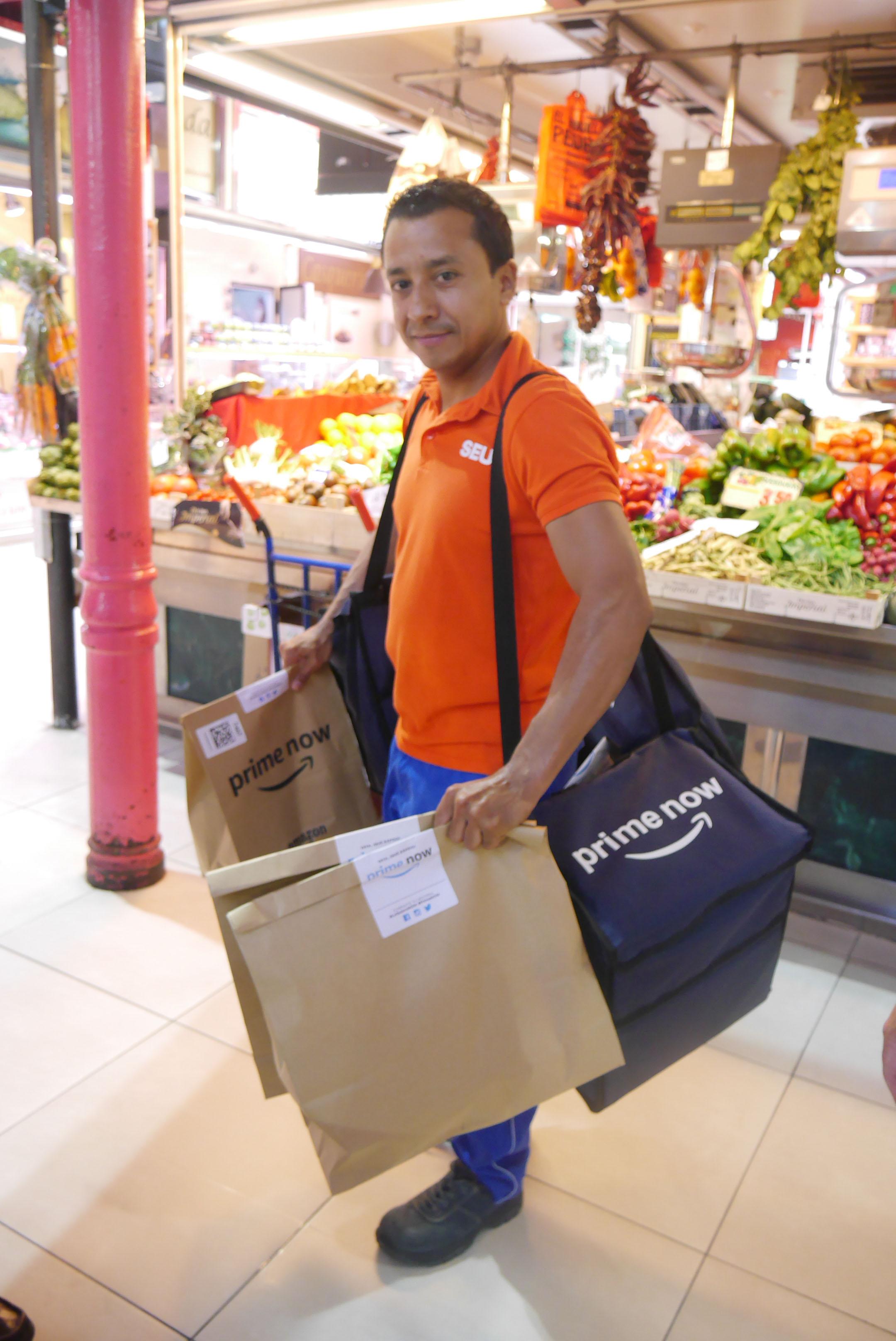 世界で唯一、Amazonプライムでの生鮮食品提供に成功したスペイン平和市場