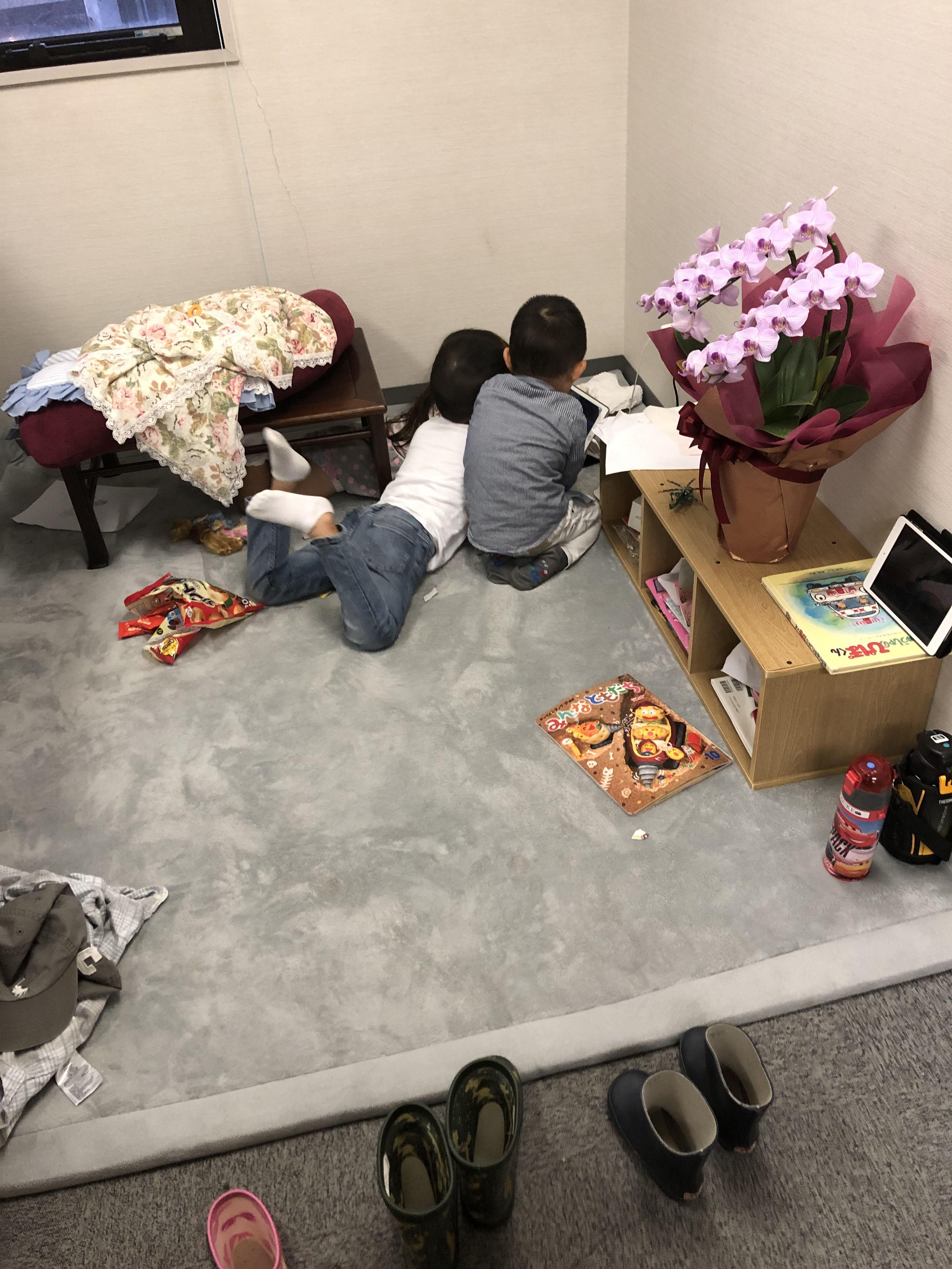 社長室にキッズルーム 老舗企業が「女性とママの視点」で働き方改革