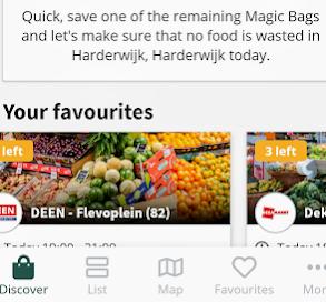 福袋のようなワクワク感で食品ロス防止 欧州で普及に成功したアプリ